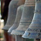 Bells III - Santiago, Bolivia by Jason Weigner