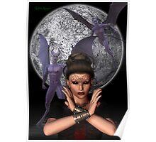 Mistress of the Demon Hordes Poster