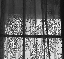 Window Lace by heatherfriedman