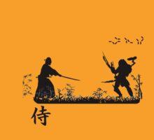 Samurai vs Predator by Mohamed Alajmi
