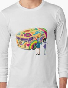 Psychedelic Vehicle & Beatniks T-Shirt