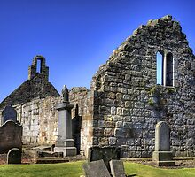 St Cuthbert's Ruined Church by Tom Gomez