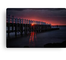 Pioneer Bay Canvas Print