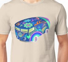 60's Psychedelic Vehicle Unisex T-Shirt
