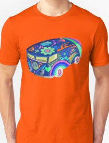 60's Psychedelic Vehicle T-Shirt