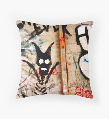 Hap Throw Pillow