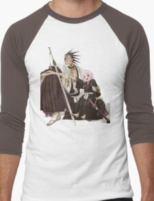 Zaraki Kenpachi 3 Men's Baseball ¾ T-Shirt