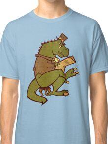 Gentleman T-Rex Classic T-Shirt