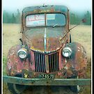 3 Ton Ford Truck by Roxane Bay