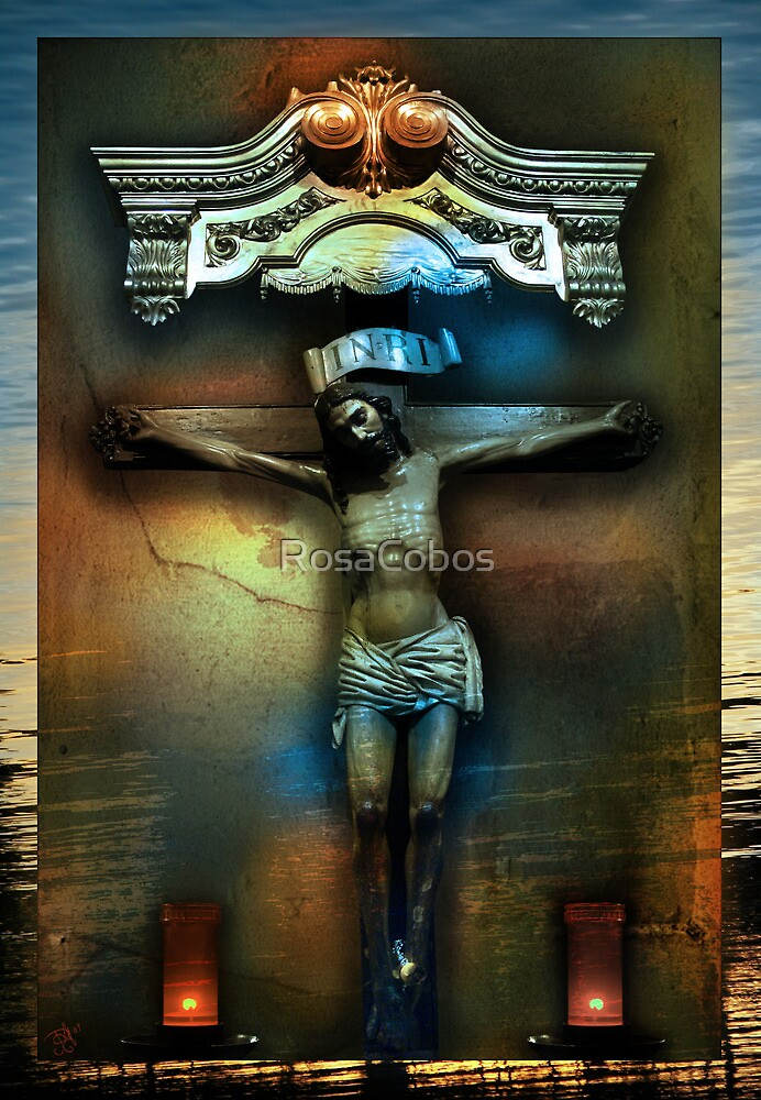 Jesus Was A Sailor by RosaCobos