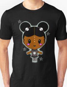 Kawaii AfroPuff Goth Unisex T-Shirt