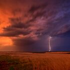 Low Precip. Super Cell!  by Jeremy  Jones
