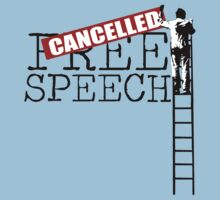 Free Speech - Cancelled by AlexNoir
