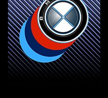 Motorsport Carbon Fibre iPhone / Samsung Galaxy Case by Tucoshoppe