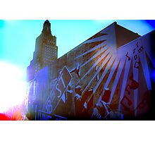 Cityscapes - Celebration of 18th & Vine Photographic Print