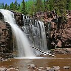 Gooseberry Falls by JimGuy