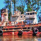 Keep Off Ship by Bob Hortman