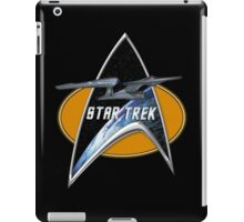 StarTrek Enterprise 09 Command Signia Chest iPad Case/Skin