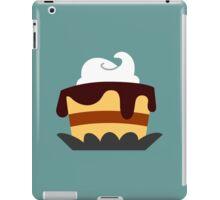 Pastry-Blue iPad Case/Skin