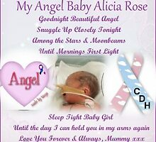 Alicia Rose Graphics by kazzles