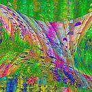 Rainbow & Flowers. by Vitta