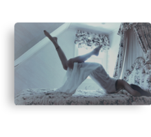 Faded Reality Canvas Print