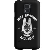 Hell Jumpers Academy Samsung Galaxy Case/Skin