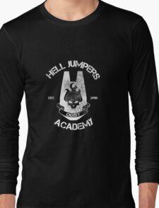 Hell Jumpers Academy Long Sleeve T-Shirt