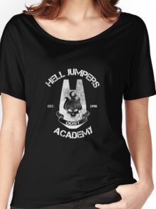 Hell Jumpers Academy Women's Relaxed Fit T-Shirt