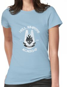 Hell Jumpers Academy Womens Fitted T-Shirt