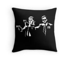 Michael Scarn and Bert Macklin Throw Pillow