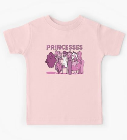 Princesses Kids Tee