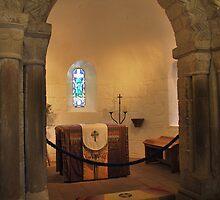 St. Margaret's Chapel by Cathy Jones