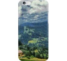 Life in the valley iPhone Case/Skin