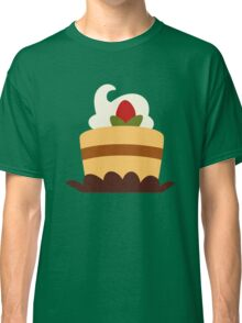 Pastry-Green Classic T-Shirt