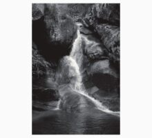 Water Fall BW Kids Clothes