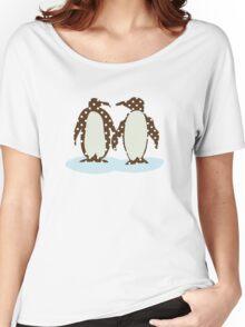 Best Friend Penguins Women's Relaxed Fit T-Shirt