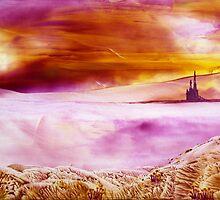 Amethyst & Fire by Anne Pearson