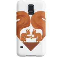 Squirrel Lovers Samsung Galaxy Case/Skin