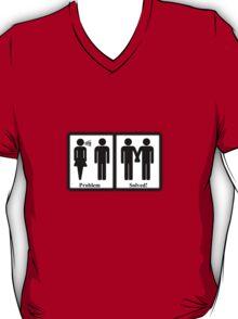 Problem Solved! v2 T-Shirt