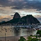 Sugar Loaf, Rio de Janeiro by Quasebart