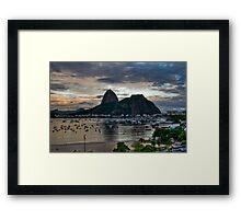 Sugar Loaf, Rio de Janeiro Framed Print
