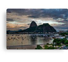 Sugar Loaf, Rio de Janeiro Canvas Print