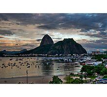 Sugar Loaf, Rio de Janeiro Photographic Print