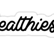 Healthiest Sticker