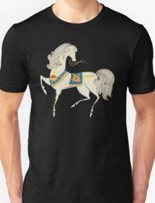 Dancing Horse Unisex T-Shirt