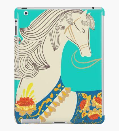 Dancing Horse iPad Case/Skin