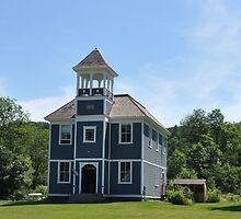 Old Two Room School House by Wanda-Lynn