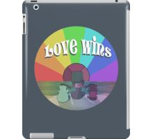 Garnet Wins iPad Case/Skin