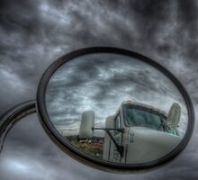 Cloud Trucker by Bob Larson